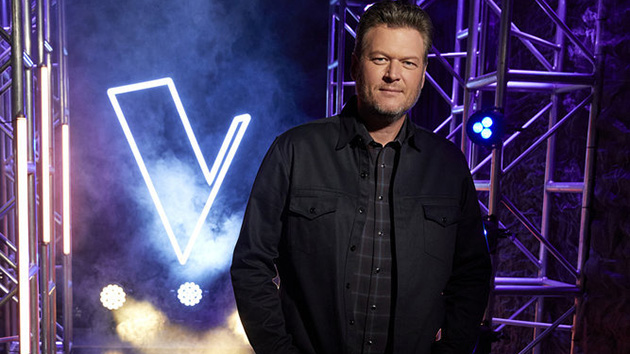 Blake Shelton is shocked when former bandmate auditions for 'The Voice'