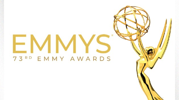 CBS announces the 73rd Annual Emmy Awards will air live on September 19