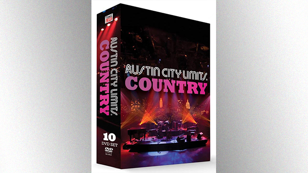 Miranda Lambert, Keith Urban & more featured in Time Life's 'Austin City Limits Country'