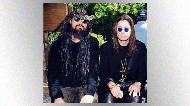 """Rob Zombie tells story of """"really weird"""" first encounter with Ozzy Osbourne"""