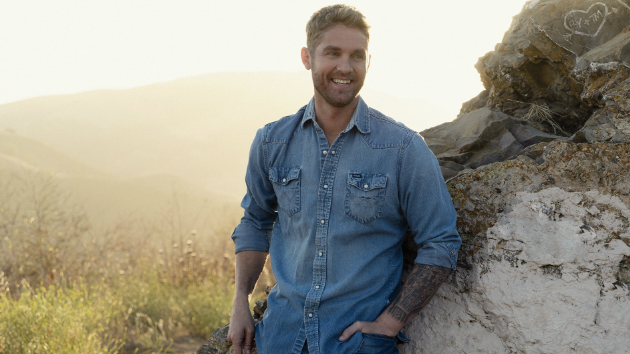 """How to make a """"Lady"""" cry: The first time Brett Young's wife heard his latest hit"""