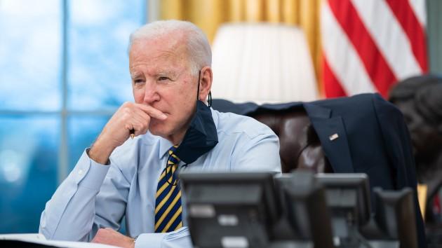 Biden's first 100 days live updates: Biden to hold bipartisan meeting on cancer