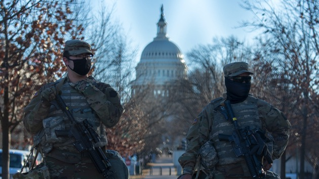 Lawmakers grill officials on Jan. 6 timeline for deploying National Guard to Capitol