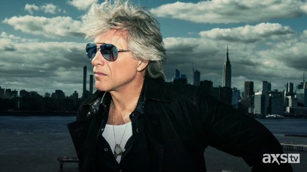 Jon Bon Jovi interview to air on AXS TV before network premiere of band's new concert film