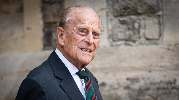 Prince Philip successfully underwent procedure for pre-existing heart condition, palace says