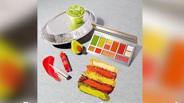 Chipotle launches makeup collection with e.l.f.