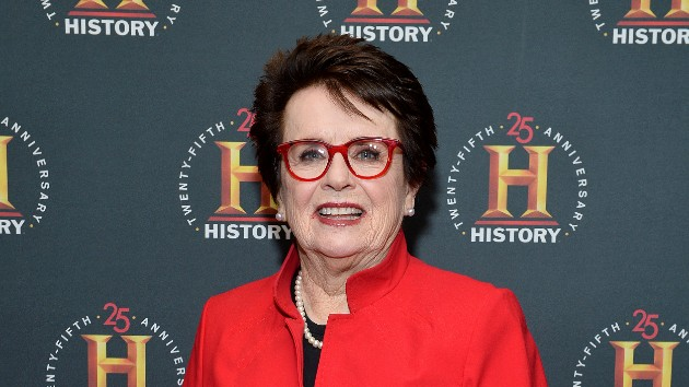 """First glimpse of """"All In: An Autobiography"""" by Billie Jean King"""
