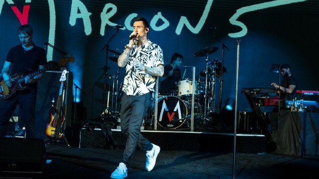 Adam Levine attacked online by bands for saying there