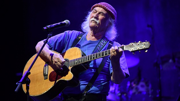"""David Crosby opens up about his sexually """"adventuresome"""" past, discusses Joni Mitchell's health"""