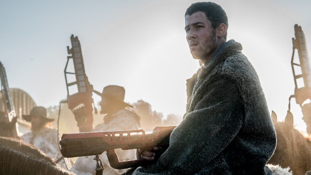 Nick Jonas says acting in new sci-fi movie 'Chaos Walking' was