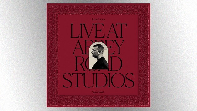 Sam Smith to release 'Love Goes: Live at Abbey Road Studios' on March 19