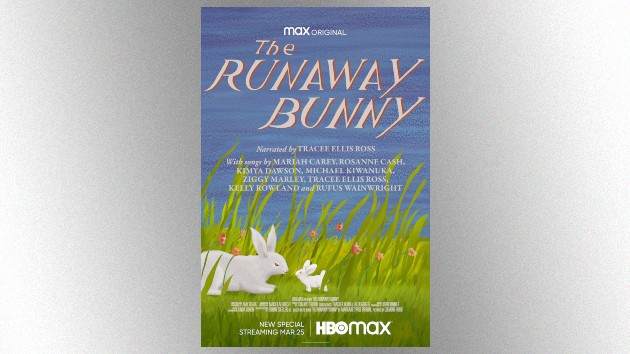 Mariah Carey re-interprets one of her classics for HBO Max's 'The Runaway Bunny'