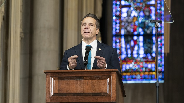New York state legislature passes bill to limit Gov. Cuomo's pandemic emergency powers
