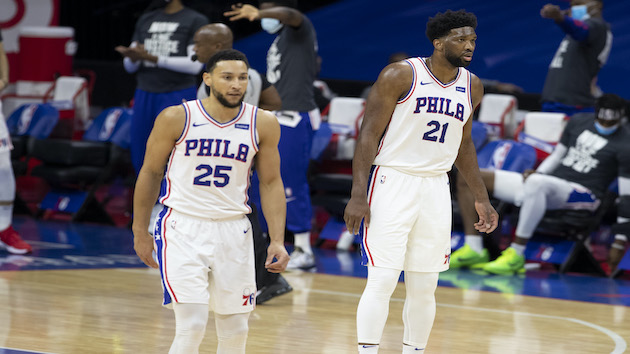 Two 76ers to miss All-Star game after contact tracing