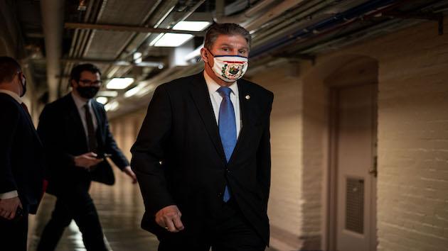 Biden will not have to cater to my agenda: Sen. Joe Manchin