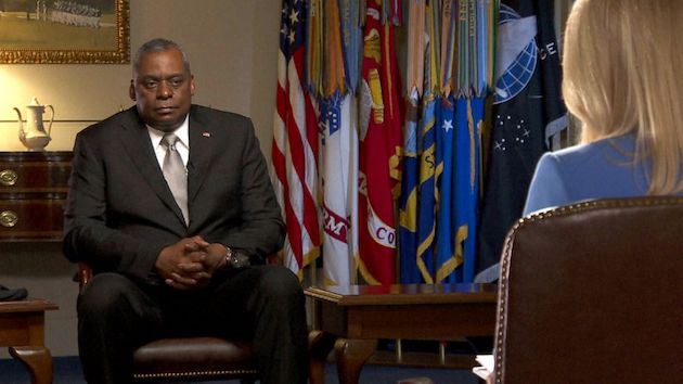 Defense Secretary Lloyd Austin brings experience dealing with racism, extremism to Pentagon