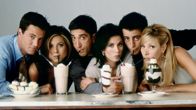"""We're not in character"": David Schwimmer spills details about next week's 'Friends' reunion"
