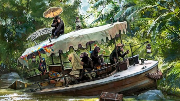 Disney's 'Jungle Cruise' attraction brings a woman of color and friends into the fold