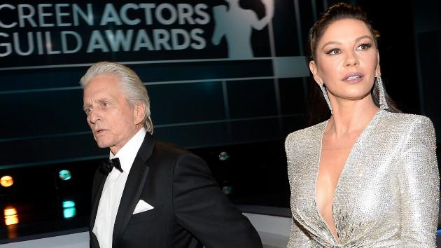 Catherine Zeta-Jones reveals secret behind her 20-year marriage to Michael Douglas