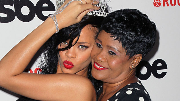 Rihanna spoils her mom on her 52nd birthday