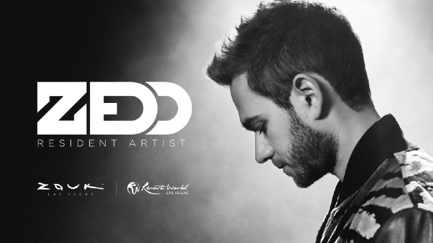 Zedd scores new residency at Resorts World Las Vegas