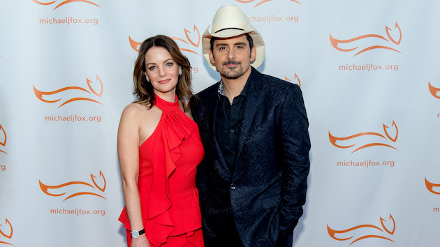 18 years in, Brad Paisley and wife Kimberly share what they love about their marriage