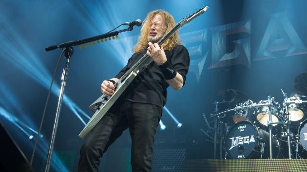 Megadeth selling Vic Rattlehead NFT