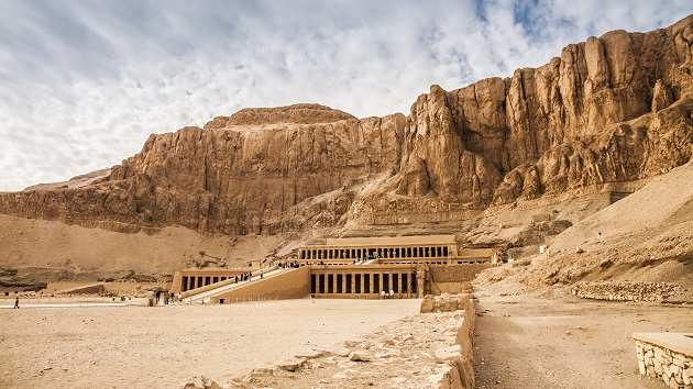 3,000-year-old 'Lost Golden City' unearthed in Egypt's Luxor