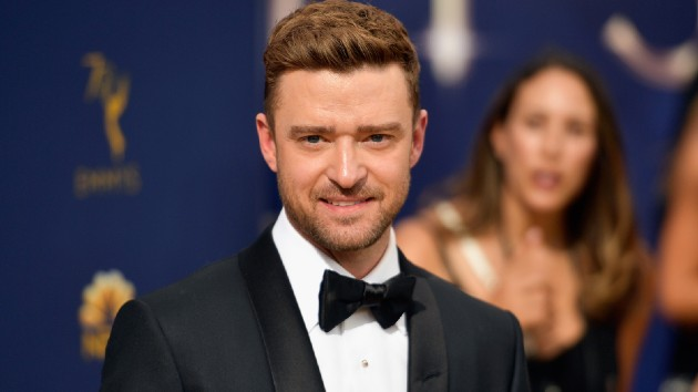 Justin Timberlake to star as game show host Chuck Barris in new Apple TV+ series
