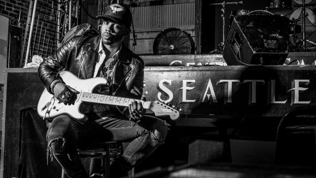 """Ayron Jones details debut album, 'Child of the State'; listen to new song """"Spinning Circles"""" now"""