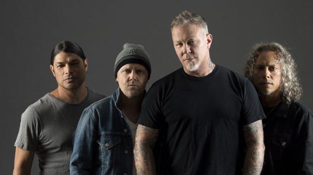 What does Metallica's #BlackAlbum2021 post mean?