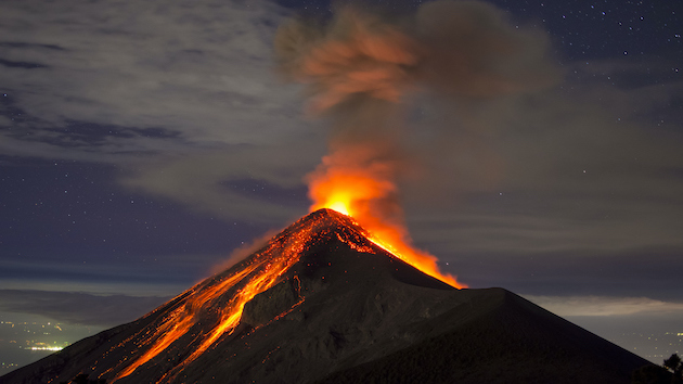 Volcanic eruption in Caribbean forces thousands of evacuations