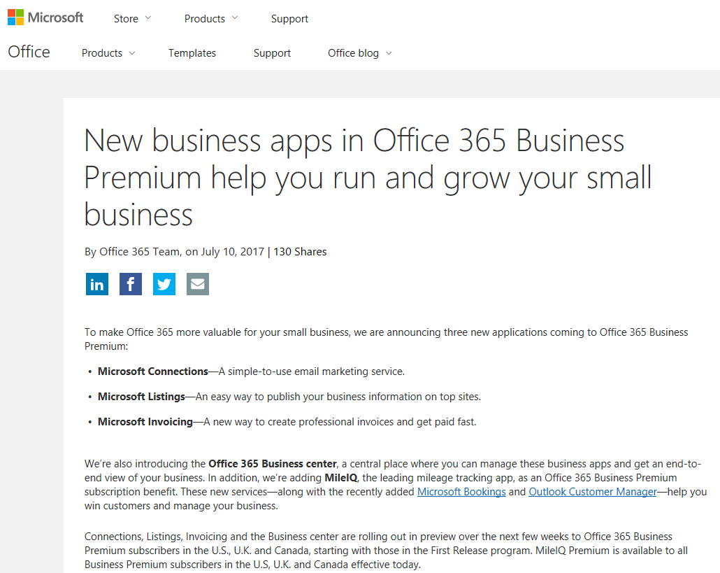 Bobs Tech Talk Bobs Tech Talk News And Reviews - Office 365 invoicing app