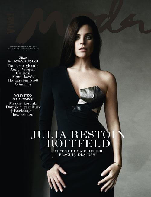 Julia Restoin Roitfeld 2012