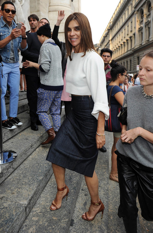 Find Your Personal Style With Carine Roitfeld Journal