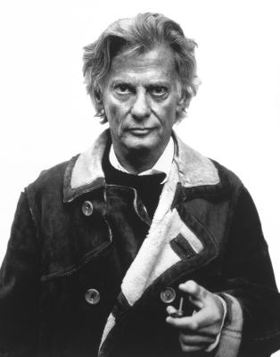 RICHARD AVEDON, great portraiturist