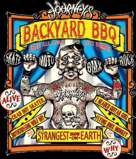 Converse Battle of The Bands - Converse Battle Of The Bands This Saturday At Journeys Backyard BBQ