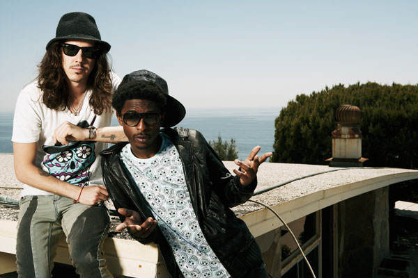 Shwayze And Cisco