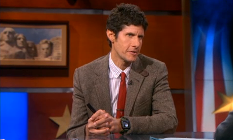 Mike D on The Colbert Report