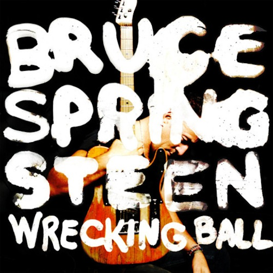 bruce springsteen readies new album wrecking ball