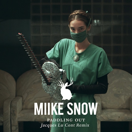 Miike Snow Paddling Out
