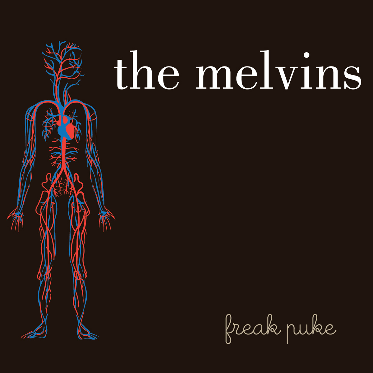 Melvins Freak Puke