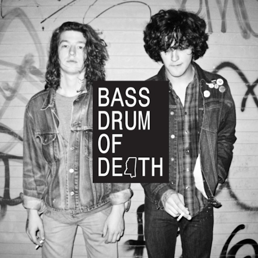 bass drum of death tour
