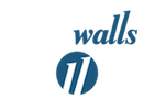 Fake Walls Logo