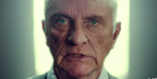 Terence Stamp Hot Chip video