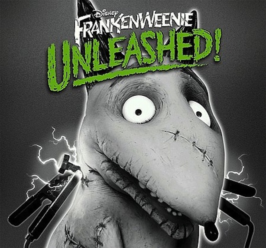 Frankenweenie soundtrack