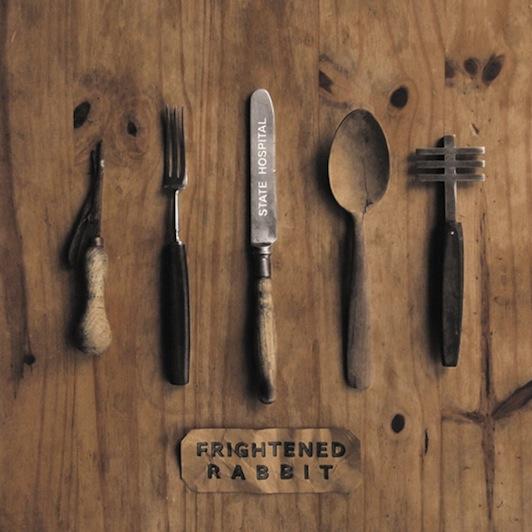 Frightened Rabbit State Hospital EP cover art