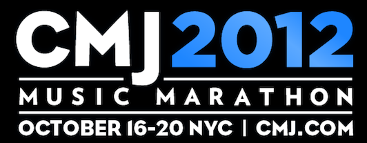 CMJ 2012 logo