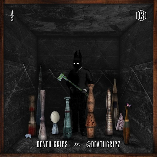 Death Grips Adult Swim single