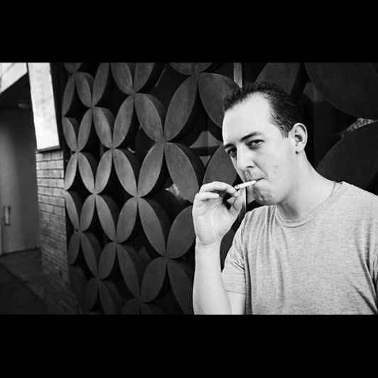 Wolfgang Gartner smoking